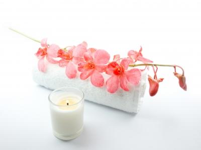 Aromatherapie - Kerze