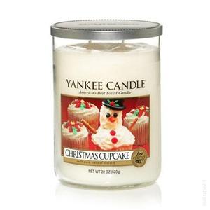 Yankee Candle Weihnachts Muffin